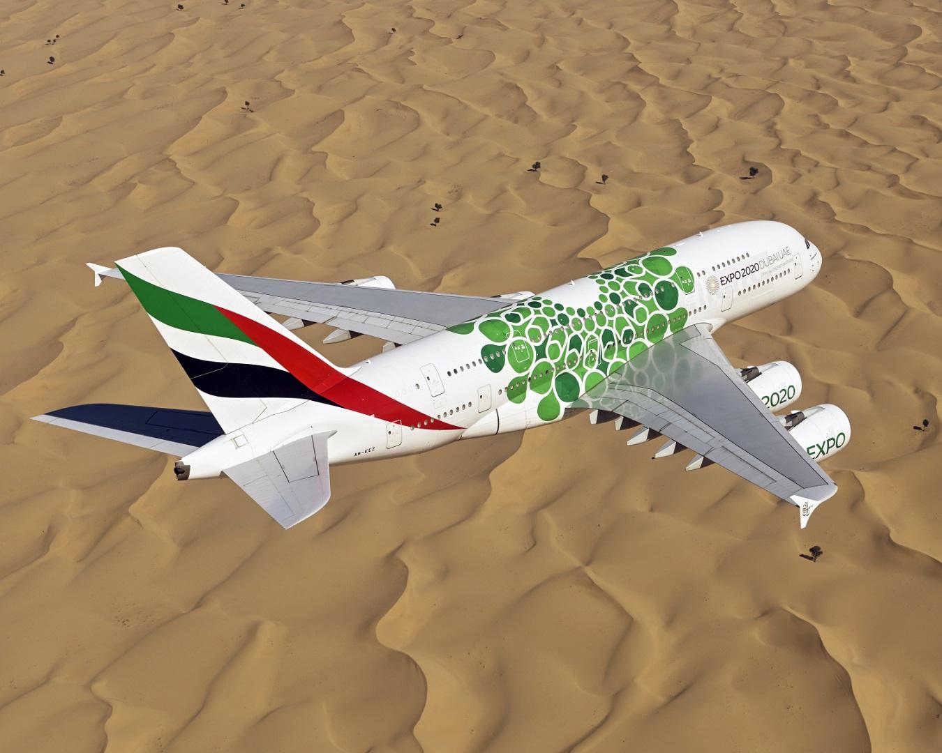 طيران الإمارات تشغّل