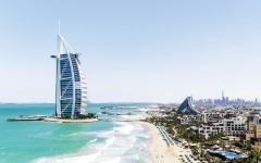 «برج العرب» الفندق الأفخم للرؤساء التنفيذيين