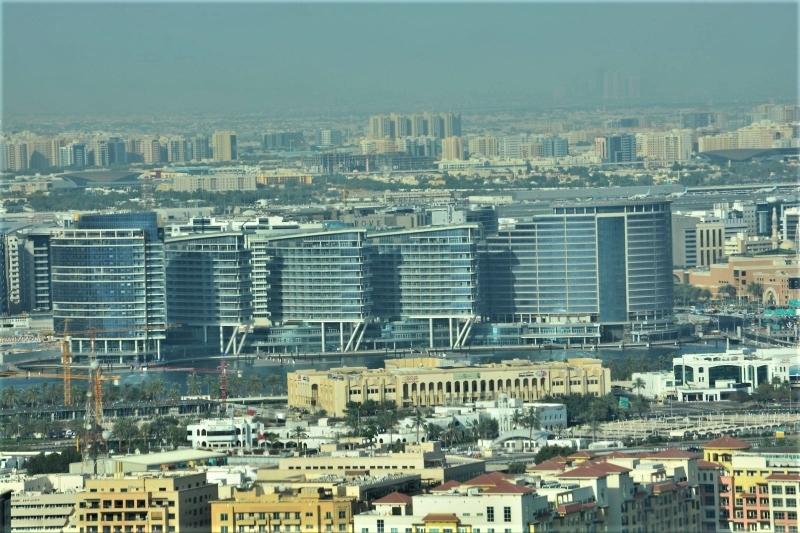 9 مبنى أيقونياً في جوهرة الخور