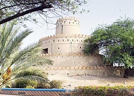 قلعة الجاهلي نموذج عريق لتراث الإمارات