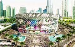 دبي تفتتح 5 مشاريع كبرى في 2019