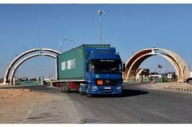 الأردن: 320 شاحنة تدخل معبر طريبيل يوميا