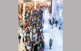 دبي تستقبل 9.5 ملايين زائر دولي خلال 8 أشهر