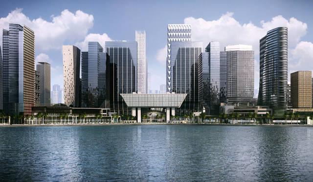 Abu Dhabi and China launch the