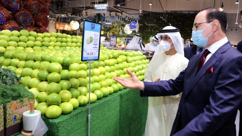 سوق الخضار والفواكه «فريش ماركت» يستضيف عرضاً للمنتجات الإسرائيلية