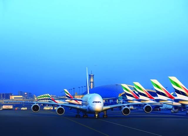 الإمارات تستثمر تريليون درهم بقطاع الطيران