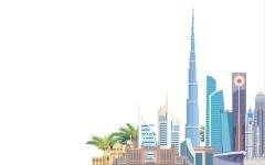 دبي تتربع على عرش وجهات السفر الأكثر شعبية في العالم
