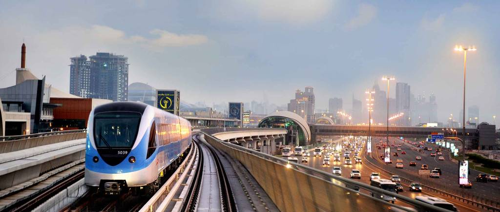 Sharjah Trade invites the business community to participate in the implementation of the Etihad train project