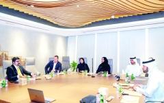 دبي الذكية تطلق 3 مبادرات نوعية لـ«البلوك تشين»