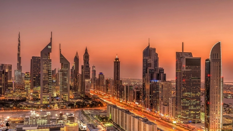 AED 4 billion in commercial real estate deals since the beginning of the year