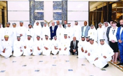 UAE led by Khalifa supports investment in mineral wealth