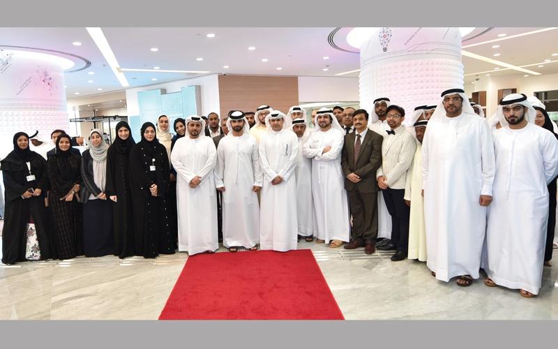 «اقتصادية دبي» تدشن صالة ذكية لتقديم الخدمات ذاتياً