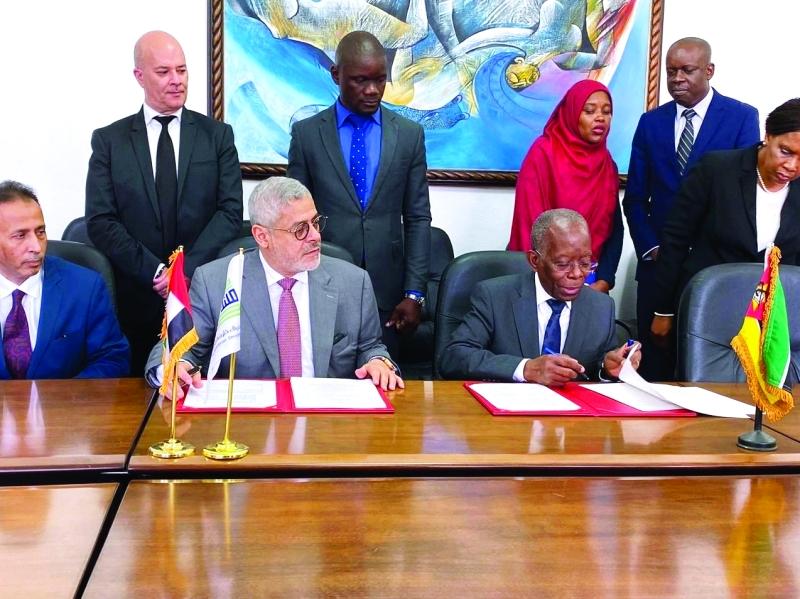 صندوق خليفة يموّل المشاريع الصغيرة في موزمبيق بـ25 مليون دولار