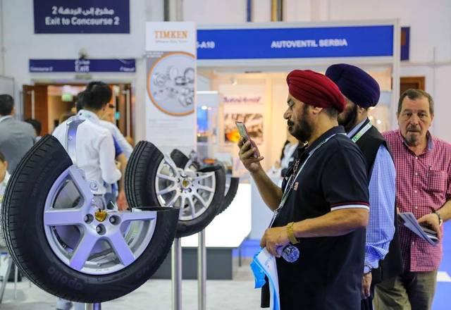مصنعو السيارات بأوروبا في ضيافة دبي
