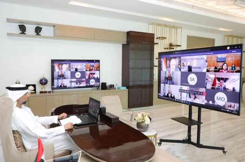 الإمارات تدعو لتحقيق الربط الكهربائي العربي