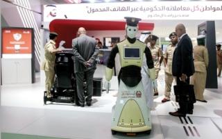 مسؤولون: جهات حكومية تعتزم توظيف «الروبوت» لخدمة المتعاملين