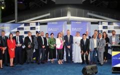 مطارات دبي تكرم شركات الطيران وأصحاب الامتيازات