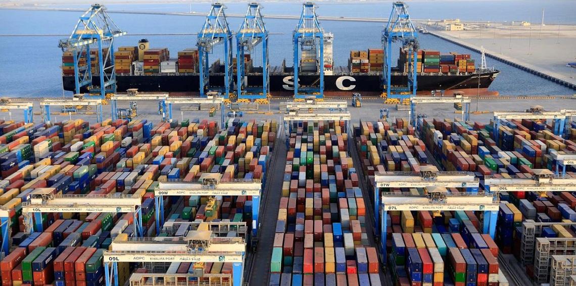 .7 تريليون درهم إجمالي تجارة الامارات الخارجية خلال 2017