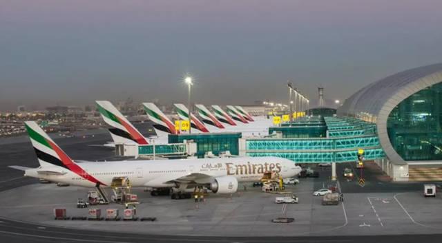مطارات دبي تعزز العلاقات المشتركة مع وفد نمساوي
