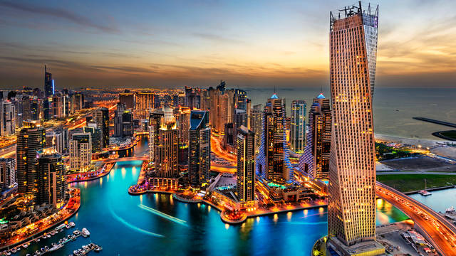 Dubai property deals exceed AED 2.8 billion in a week