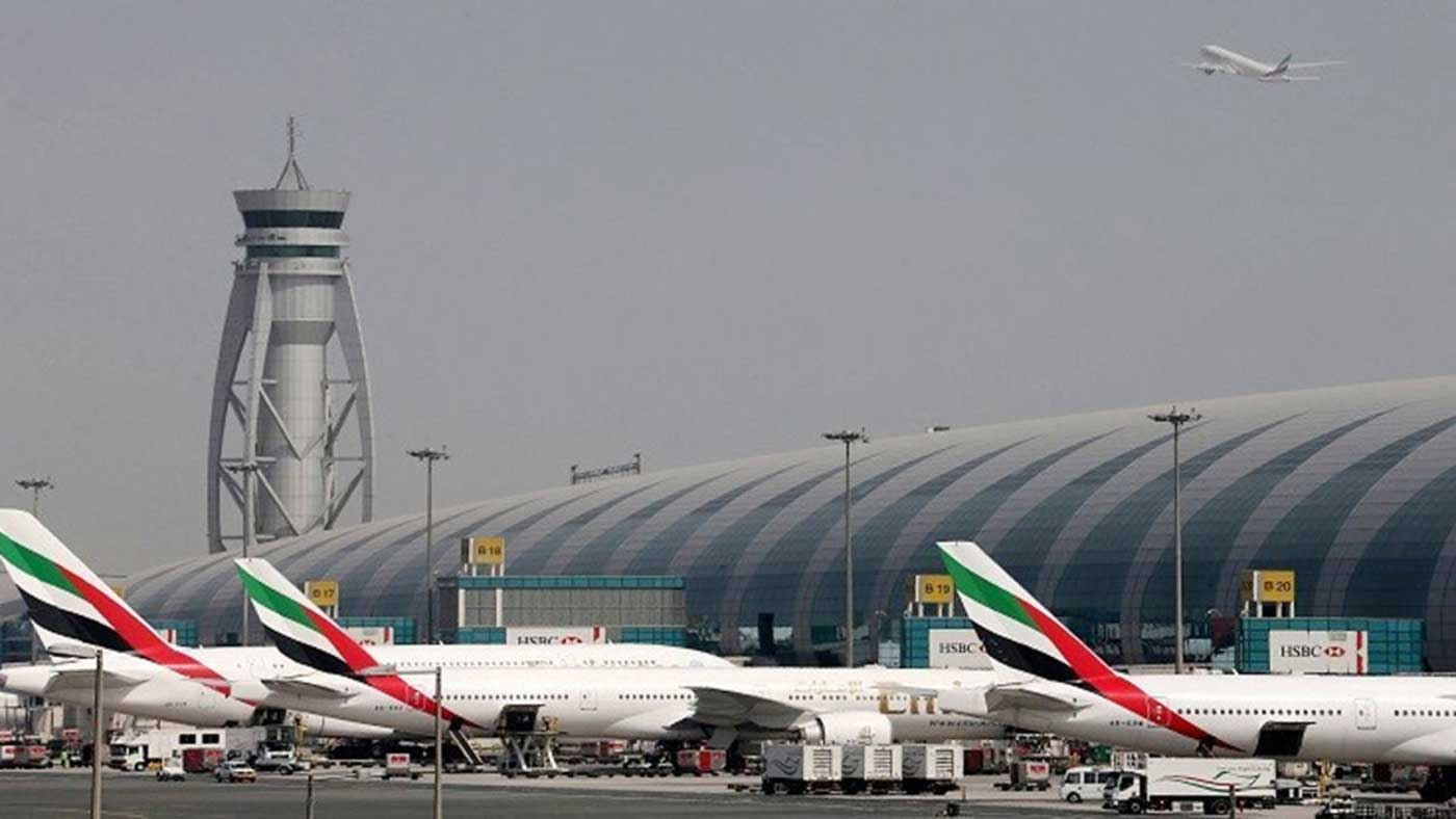 Dubai airports announce the closure of runways for one hour per day