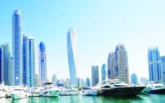 3.4 مليارات تصرفات عقارات دبي في أسبوع