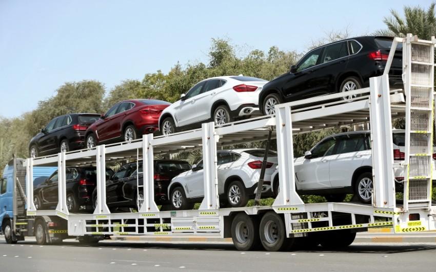 5.2 billion dirhams of car trade in the Emirates during 2019