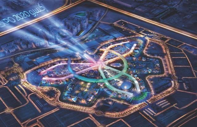 فور انطلاقه.. مركز دبي للمعارض منصة عالمية في إكسبو 2020