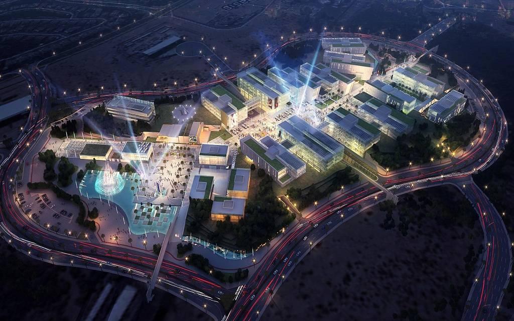 اتفاقية شراكة بين واحة دبي للسيليكون و