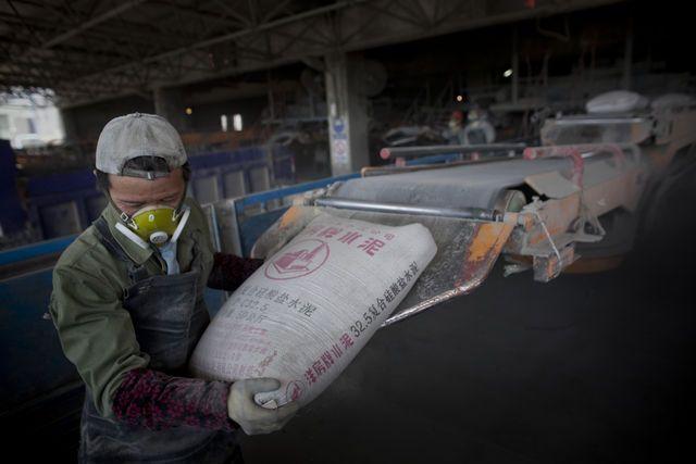 الصين: تانغشان توقف إنتاج الأسمنت والصلب لمدة خمسة أيام