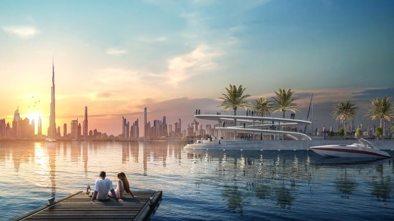 «خور دبي» يكشف عن مرسى «كريك مارينا» والافتتاح ديسمبر المقبل