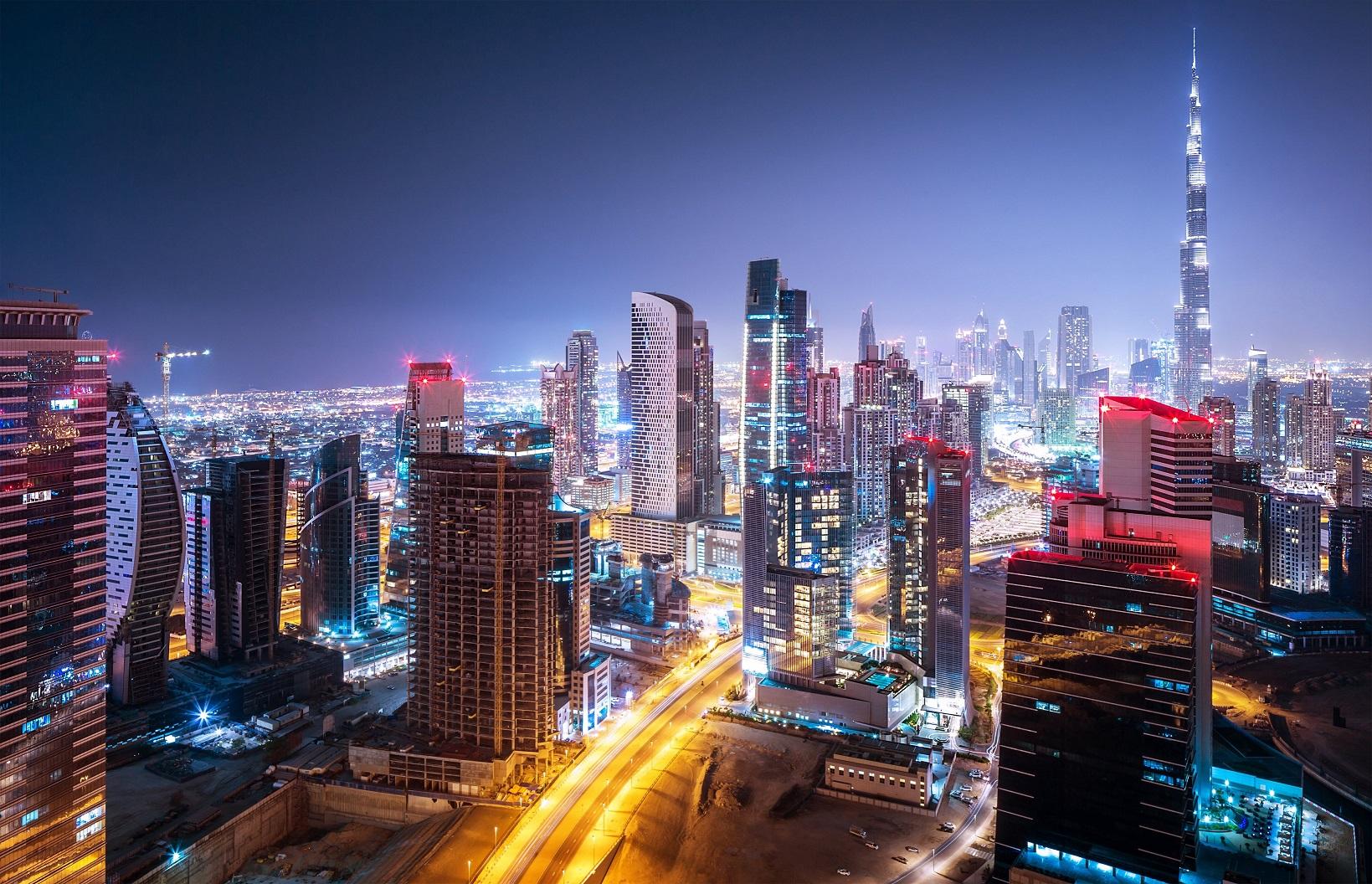 .33 billion dirhams of Dubai real estate transactions in a week