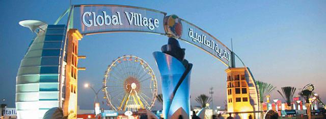 القرية العالمية بدبي تكشف عن تمديد موسمها