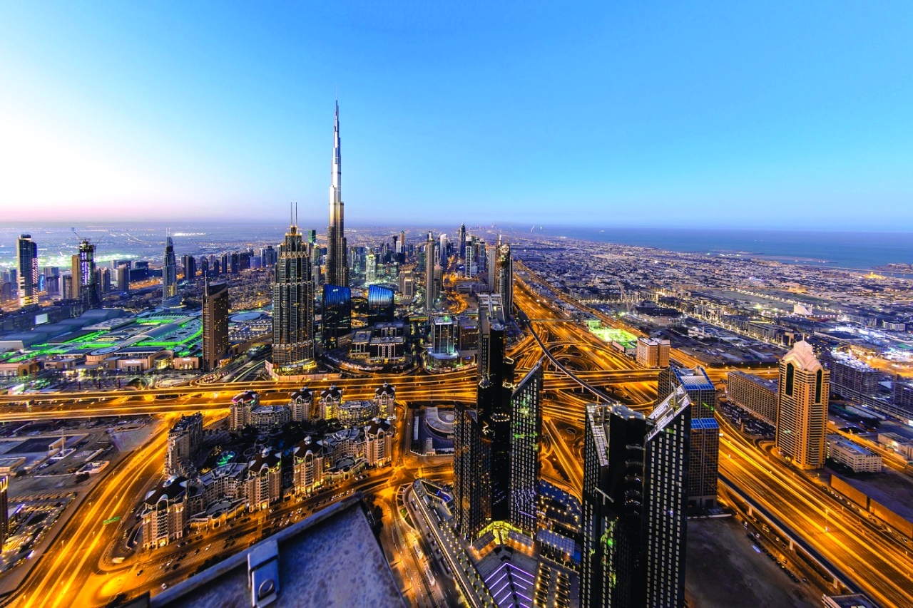 Dubai is the bright spot in the Middle East