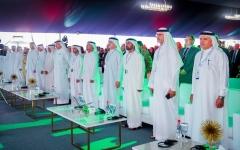 Ahmed bin Saeed inaugurates the