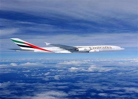 طيران الإمارات الرابعة بقائمة أفضل شركات الطيران الحديث