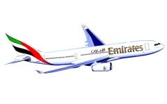 «الإمارات» ضمن الخمسة الكبار عالمياً في نقل الركاب والشحن