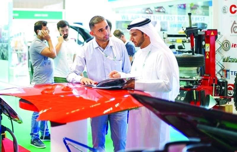 5 مليار دولار سوق قطع غيار السيارات في الشرق الأوسط بحلول 202