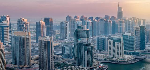 559 مليون درهم صفقات العقار في دبي