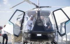 «توازن» يبحث شراء 200 طائرة عمودية روسية بـ 1.1 مليار درهم