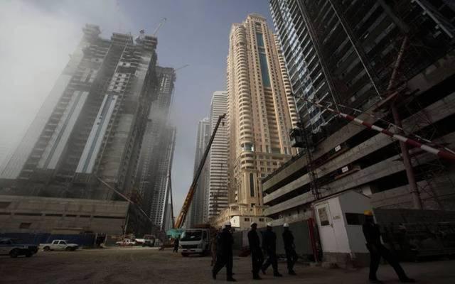 هبوط صفقات العقار في دبي 25%