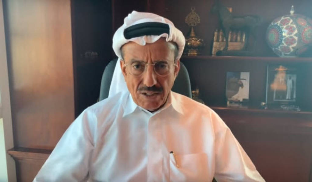 رجل أعمال إماراتي يشتري مبنى السفارة السعودية السابق بالقاهرة