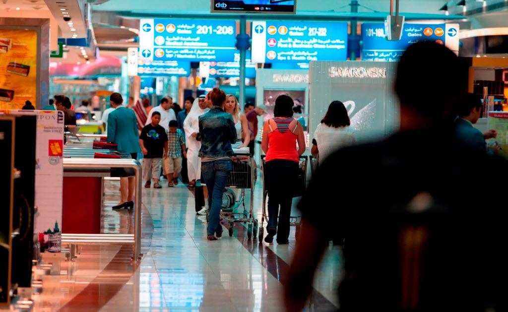 .9 مليون مسافر عبر مطار دبي الدولي خلال عطلة العيد