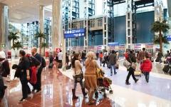 76.000 مغادر عبر مطار دبي في يوم