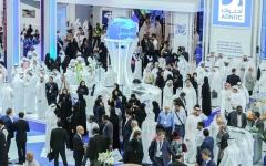 انطلاق أضخم دورات «أديبك» في أبوظبي اليوم