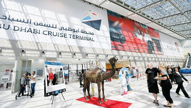 «موانئ أبوظبي» توقع اتفاقية لاستقطاب 1.3 مليون زائر