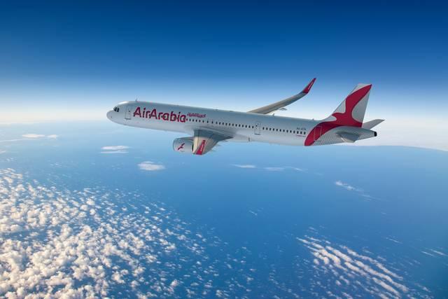 Air Arabia flies to evacuate citizens of 8 countries