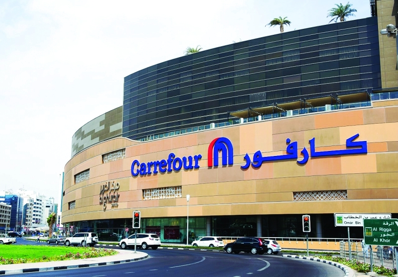 AED 4.6 billion in total profits of Majid Al Futtaim in 2019