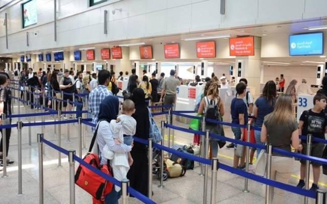 5.7 مليون مسافر عبر مطار دبي الدولي خلال الربع الأول 202