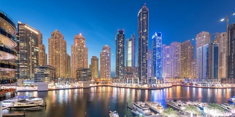 دبي من أفضل المدن لرحلات الأعمال